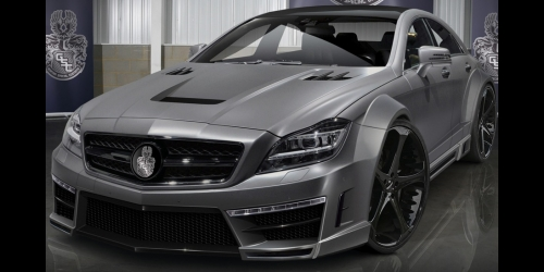 STEALS для Mercedes-Benz CLS  (C218)